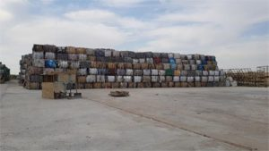Production of artificial fiber from PET waste will be built in Kazakhstan