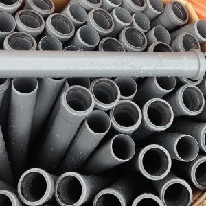 Production of plastic pipes increased by 2.1%