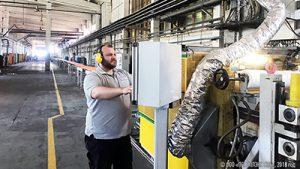 «Пеноплэкс СПб» нарастит годовой объем выпуска продукции в Новомосковске на 20%