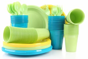 Production of plastic disposable products will be limited in the Czech Republic