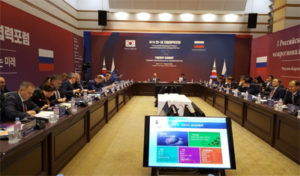 Sakhalin offered investors in South Korea business projects in the polymer industry