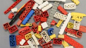 Детали LEGO могут сохраняться в океане до 1300 лет